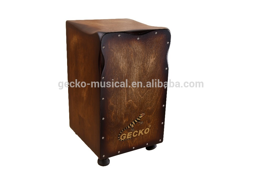 Europe style for Wholesale Guitar Amp - gecko handmade plywood cajon – GECKO