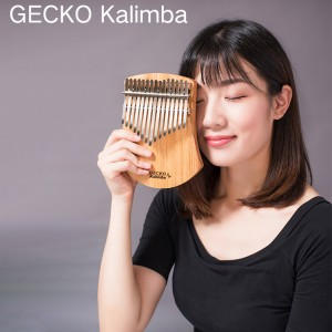 Massive Selection for Gecko K17m 17 Tines Kalimba Musical Instrument