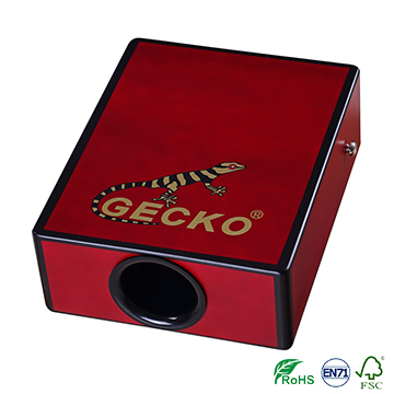 Factory For 21 Inches Color Ukulele - gecko travelling cajon – GECKO