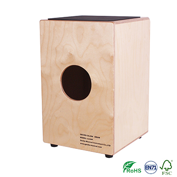 Bottom price Handmade Preferable Cajon -