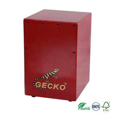 Top Quality Birch Cajon Drum - kids cajon,gecko wooden cajon drum set,China Wholesale children's educational cajon – GECKO