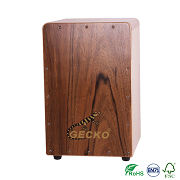 China Factory for Portable Guitar - Latin cajon/percussion musical instrument drum set dholak – GECKO