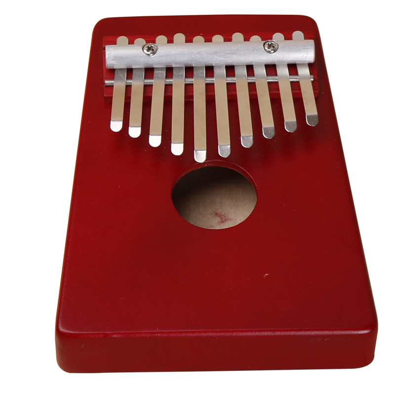 Factory For Drum Box Wood Cajon With Snare Wires - Mbira likembe kalimba african thumb piano for school kids learning – GECKO