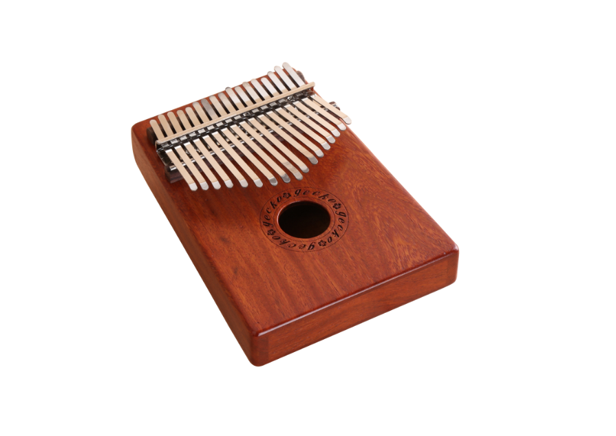 Manufactur standard Bamboo Material 17 Keys Thumb Piano Kalimba For Sale