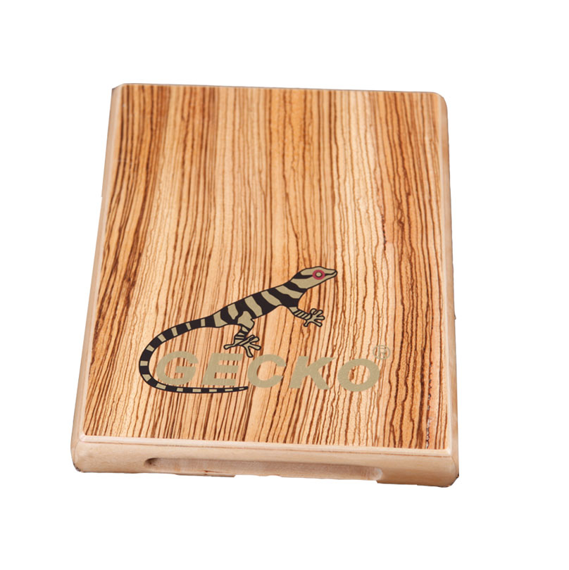 China wholesale Where Is The Kalimba From - percussion musical instrument Cajon box drum for PAD – GECKO