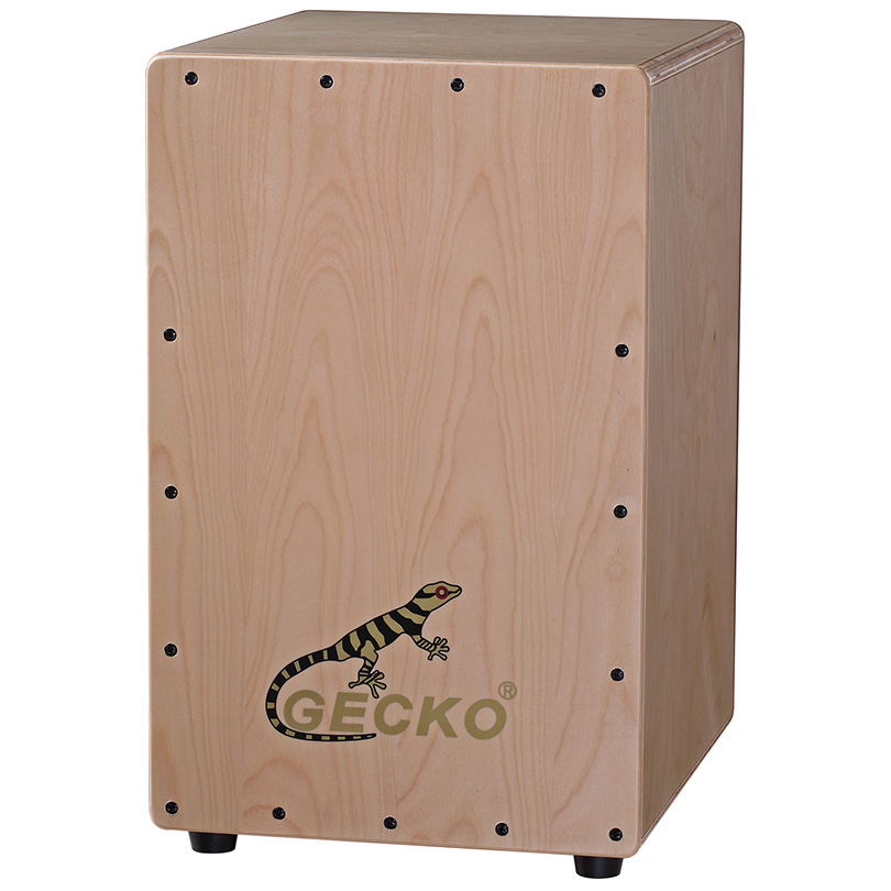 Fixed Competitive Price Acacia Kalimba - percussion musical instrument Cajon box drum,nature color,musical percussion drum set – GECKO
