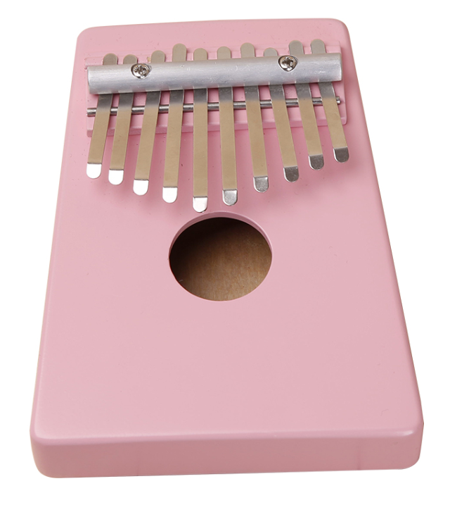 Pink Color Kids Kalimba Factory Made With Healthy Birch Wood Featured Image