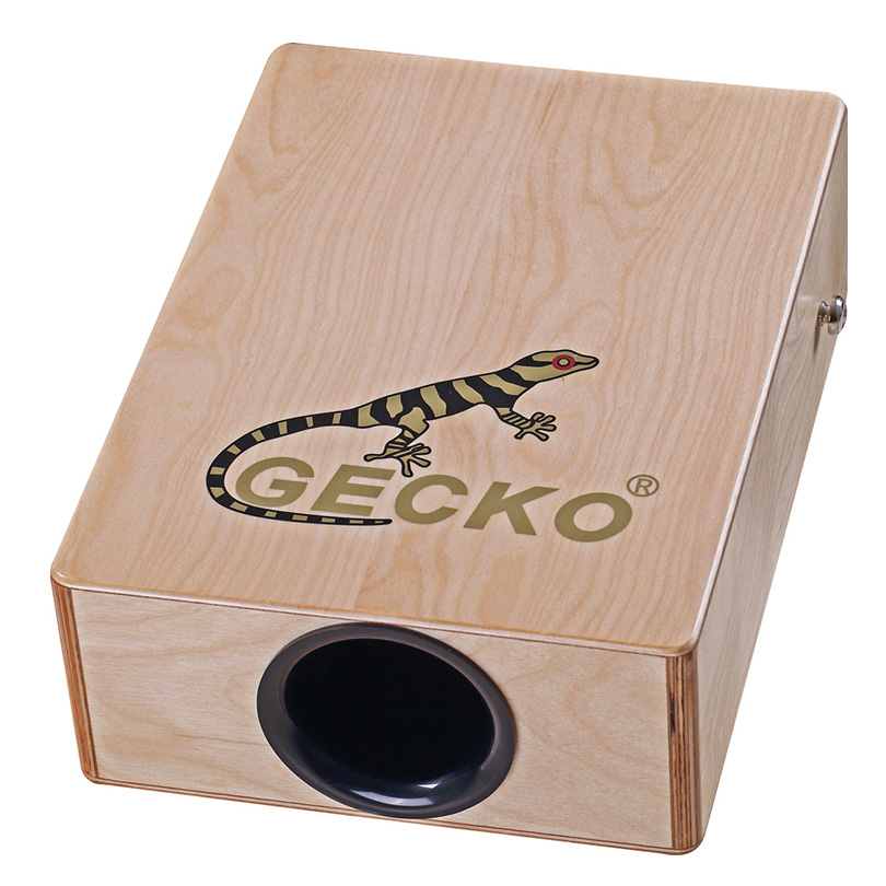 Plywood travelling cajon mini set box