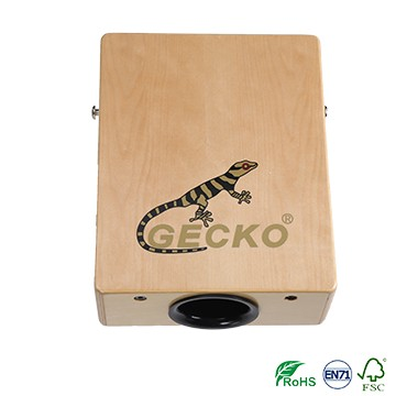 Discount Price Wooden Kalimba - Portable Cajon Drum on wholesale – GECKO