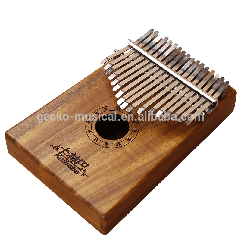 Professional 17 keys kalimba Featured Image