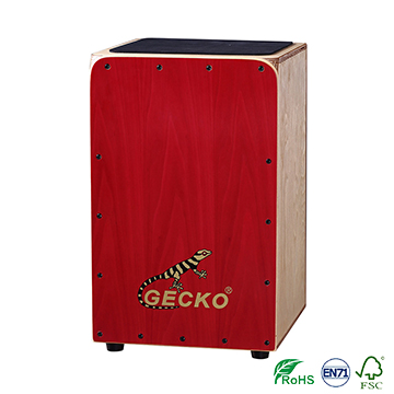 OEM Customized Handmade Box Drums - Professional Cajon Drum Producer GECKO Hand Drum On Sale – GECKO
