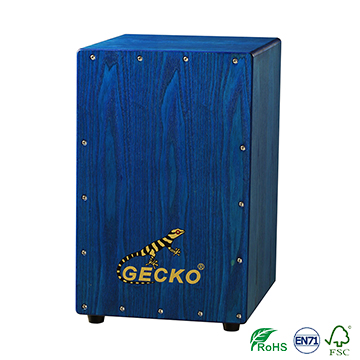 Professional Manchurian nature Color Cajon,Guitar String Cajon,Cajon Drum pad