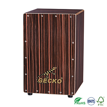 Rapid Delivery for A Frame Guitar Stand - Promotion musical instrument hand drum percussion wooden cajon drum – GECKO
