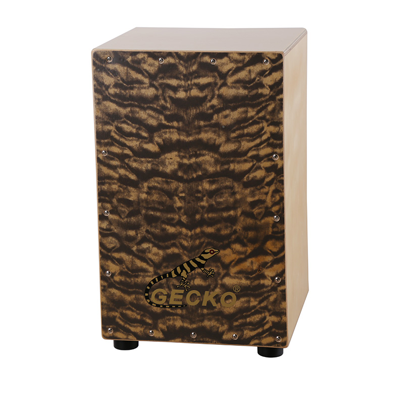 China Wholesale St Electric Guitar - shop for handmade good quality snare cajon – GECKO