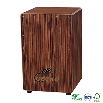 Super Purchasing for Electric Kalimba Thumb Piano - South American Peru percussion instruments cajon drum set musical box – GECKO
