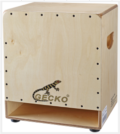 OEM Customized Polyester Strap Guitar - wide and long base for matt paint pecussion cajon box drum set – GECKO