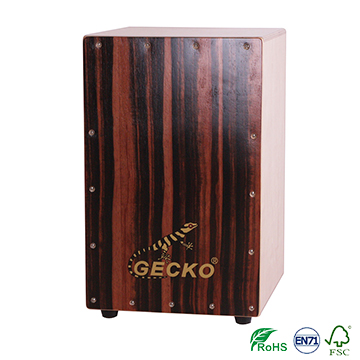 Factory For Toy For Children - wood drum box – GECKO