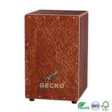 Factory making African Musical Instrument - Wood drum percussion high quality cajon drum – GECKO