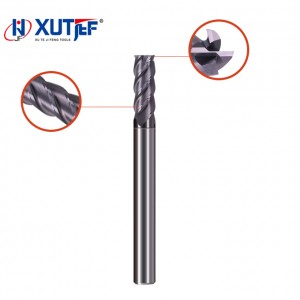 Discount wholesale Face Milling Cutter - Unequal Flute End Mill(GES) – jifeng
