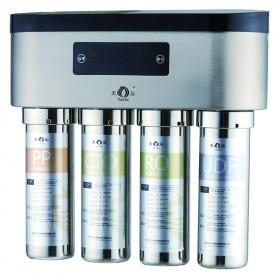 304 Stainless Steel Reverse Osmosis  undersink Water Filter