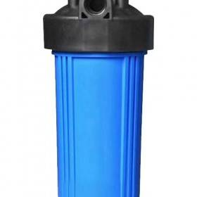 "1-4 stages 20"" Blue 1/2″&3/4″ water filter bottles"
