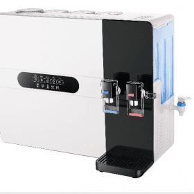 FQ-RH119 5 stages Flushable hot & cold RO system water filter
