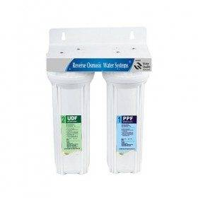 GHY-2J 2 stages water filter pre-filtration
