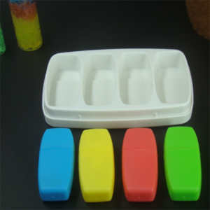 Creative Stationery Highlighter Set Boxed Solid Highlighter Advertising Promotion Highlighter Gift Pen