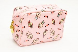 Fashion Small Easy Carry Cosmetic Pouch Bag Makeup Cosmetic Bag FB0007