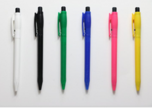 Promotional Cheap Custom Plastic Ball Point Pen BP0514