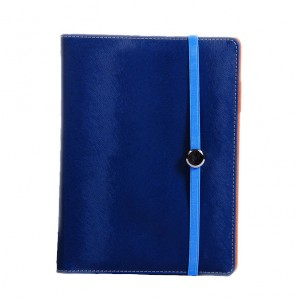 Loose-leaf notepad with elastic band NBK0010