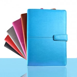 Creative Loose-leaf Office Stationery Notebook Note Retro Business Binder Diary Book NBK0005