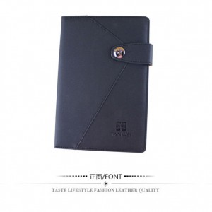 Business Notepad Thicken A5 notebook wholesale Schedule this leather face book stationery can be customized LOGO NBK00013