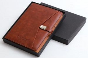 A5 with USB charger business notebook NBK0031