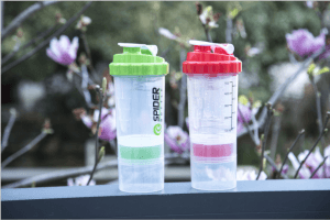 2019 custom three-layer fitness shake cup sports cup SKB1002