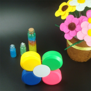 Creative Highlighter Four Color Flower Highlighter Clover Highlighter Advertising Gift Pen Petal Highlighter