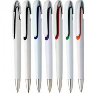 Cheap Promotional Plastic Ball Pen With Custom Logo  BP0502