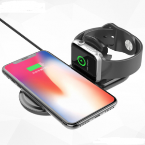 2018 new arrive wireless charger qi for iwatchs , 7.5w qi fast wireless charger for iphone x  CGR0013
