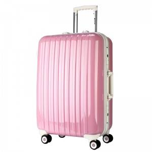Trolley universal wheel can be boarded password suitcase TC1003