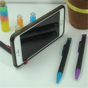 Phone holder ballpoint pen