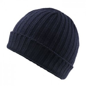 OEM Winter Knit Hat New Warm Hat Dark Blue CAP0017