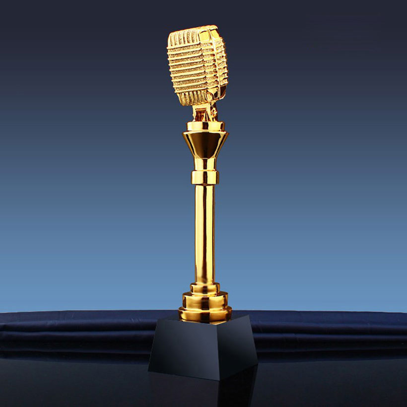 Music Star Metal Trophy Featured Image