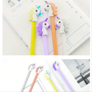 Creative student stationery small fresh cartoon vegetable paw shape signature black pen pen 0.5mm P1170
