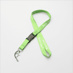 Custom mobile phone lanyard polyester transfer clothing universal tag lanyard small rated lanyand LY1016