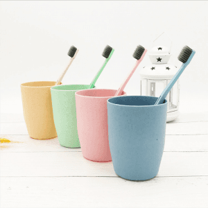 Mouthwash Cup Toothbrush Simple Brushing Cup Cup Washing Cup Tooth Cup Brushing Mouth Cup BS1086