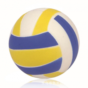 Logo Imprint PU Volleyball Stress Ball STR0007