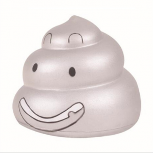 Poop Emoji Squishies Charm Slow Rising Squishy Toys Cream Scented Kids Gift Party Toy  STR0098