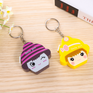 Beautiful simple cartoon cute little girl series mini tapeline  TMS0012