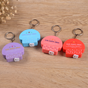 Christmas Promotional 1M-1.5M Colorful Tailor Tape Measure for Clothing  TMS0024