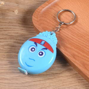 Animal tape measure keychain  TMS0027
